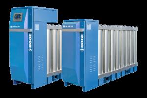 boge n series nitrogen generators deliver high flexibility and expandability using pressure swing adsorption