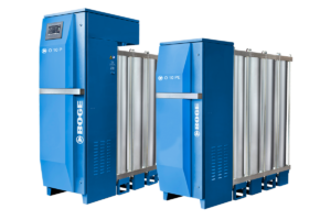 boge o series oxygen generators produce oxygen efficiently and reliably