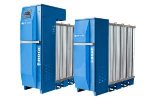 BOGE O Series PSA Oxygen Generators