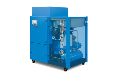 BOGE S Series Oil-Flooded Rotary Screw Compressors