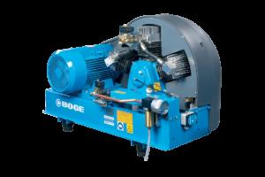 boge srhv booster series with PET compressor optimized for extremely high pressures