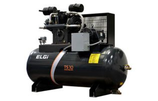 ELGi TS Series Oil Flooded Reciprocating Compressors