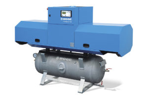 BOGE K series Piston Compressors by CRU AIR + GAS