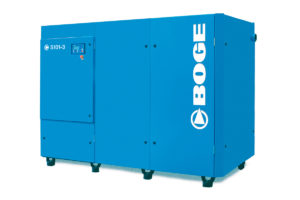 High Quality BOGE S Series Rotary Screw Compressor
