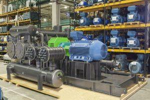 Air petstar compressor