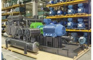 ABC Compressors Horizon Series PET Compressors