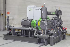 The Horizon Series of PET compressors by ABC Compressors