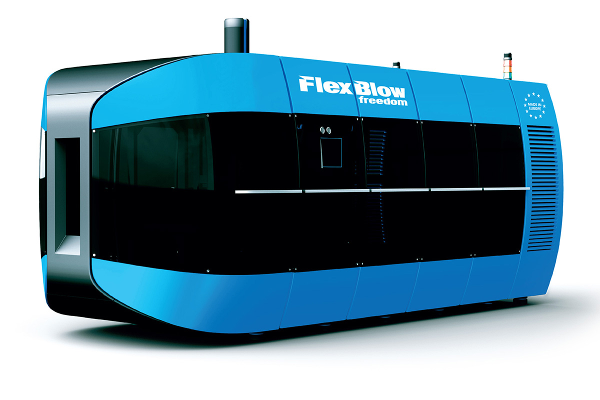 FlexBlow PET Blow Moulding Machines Manufacturers and Supplier Canada
